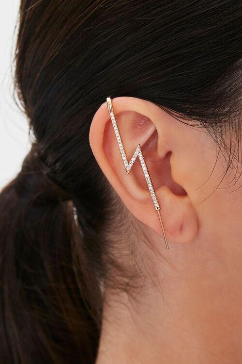 Thunderbolt Ear Cuff, image 1