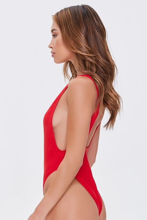 Cheeky One-Piece Swimsuit, image 2