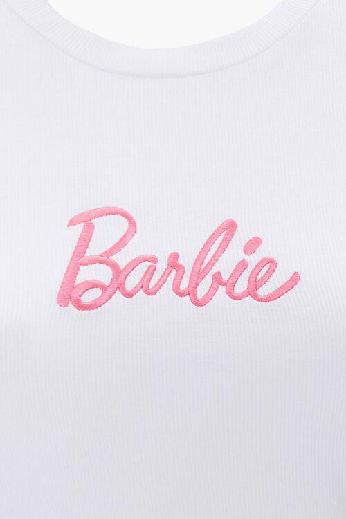 Plus Size Barbie™ Lettuce-Edge Top, image 3