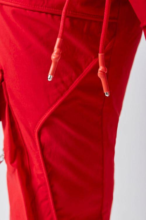 Dual-Cargo Pocket Drawstring Pants, image 5
