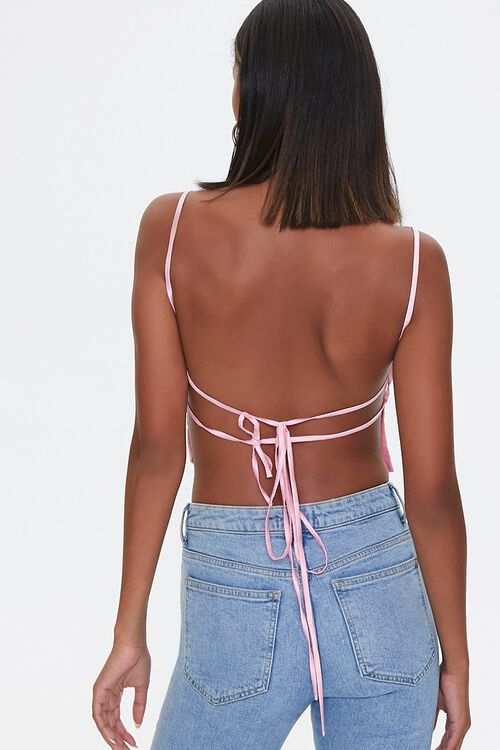 Tie-Back Cropped Cami, image 3