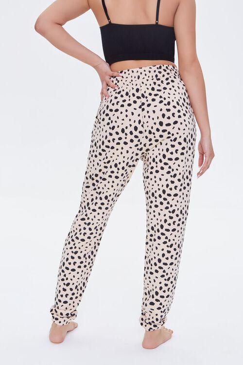 Cheetah Print Lounge Pants, image 4
