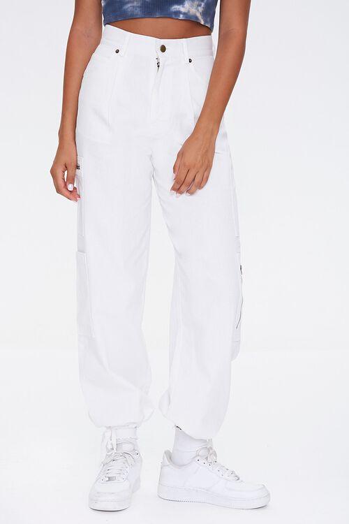 Zip-Pocket Cargo Pants, image 2