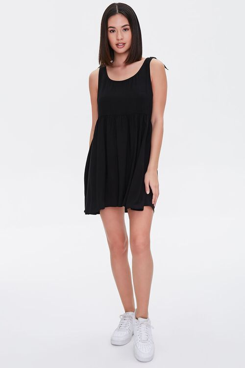 Knotted Fit & Flare Dress, image 4