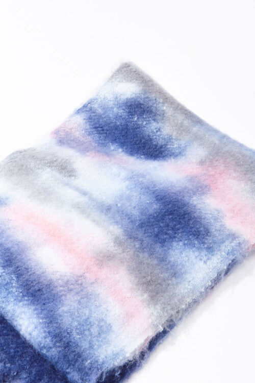 Multicolored Oblong Scarf, image 3