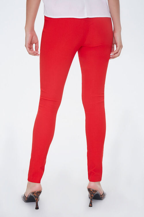 High-Rise Tapered Ankle Pants, image 3