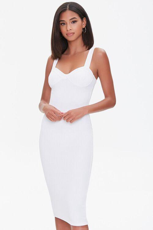 Sweetheart Bodycon Dress, image 1