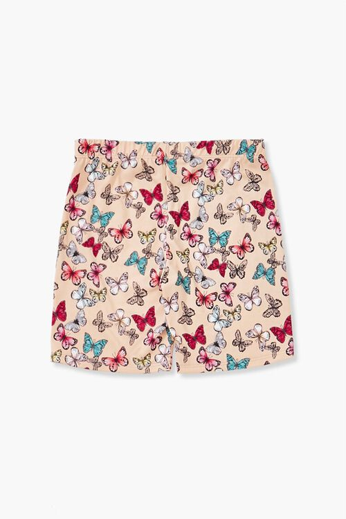 Girls Butterfly Print Shorts (Kids), image 2
