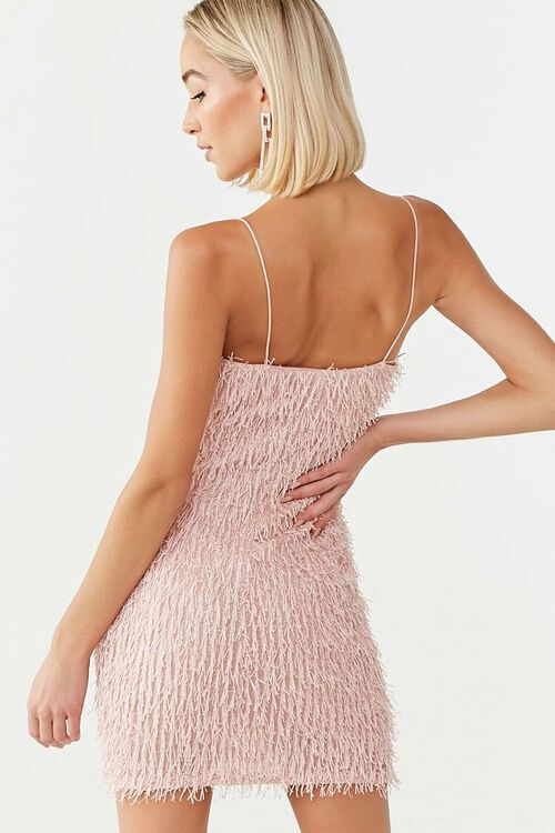 Fringe Cami Mini Dress, image 3