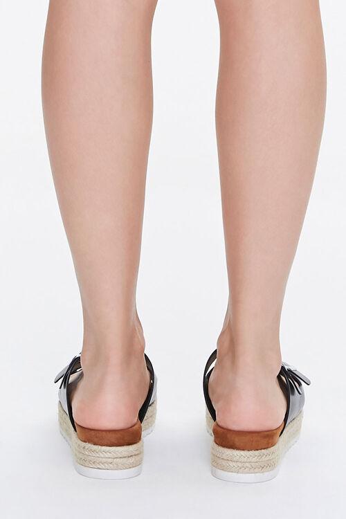 Buckled Espadrille Platform Sandals, image 3