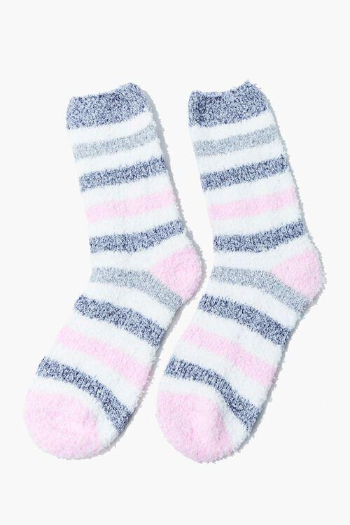 Fuzzy Crew Socks - 2 Pack, image 2
