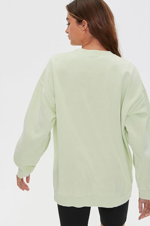 Oversized Fleece Sweatshirt, image 3