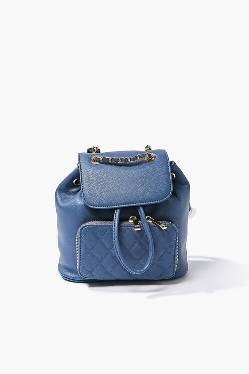 Pebbled Drawstring Backpack, image 4