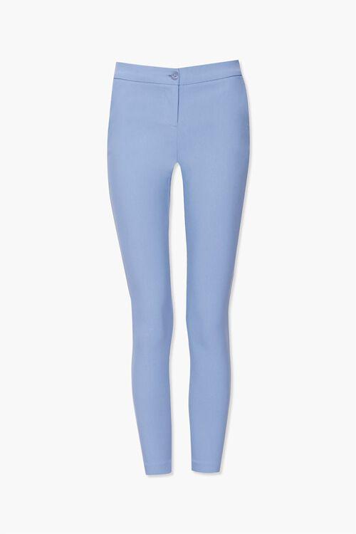 BLUE Skinny Ankle Pants, image 1