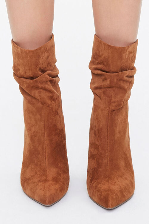 Slouchy Stiletto Booties, image 4
