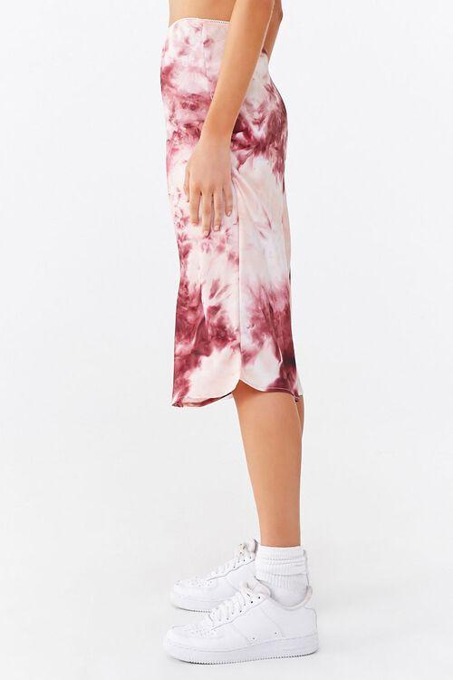 Tie-Dye Midi Skirt, image 2