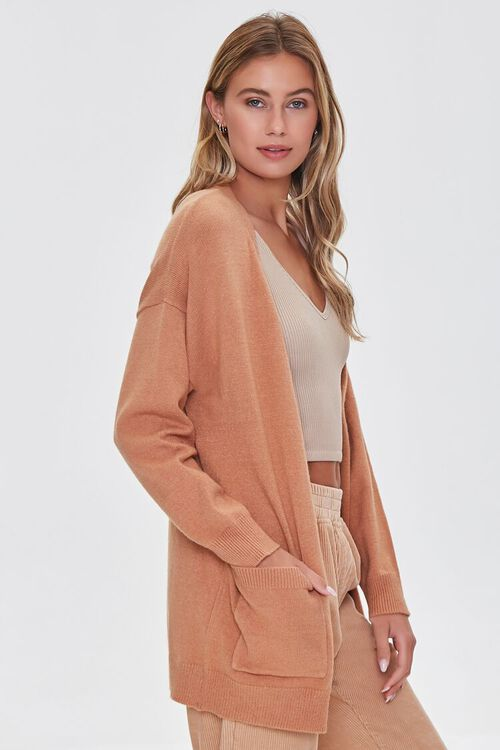 Open-Front Cardigan Sweater, image 2