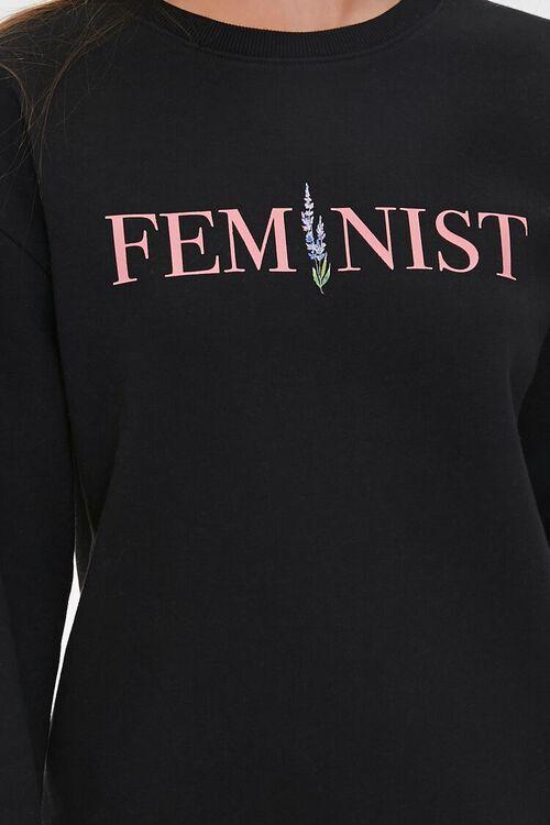 Feminist Graphic Pullover, image 5