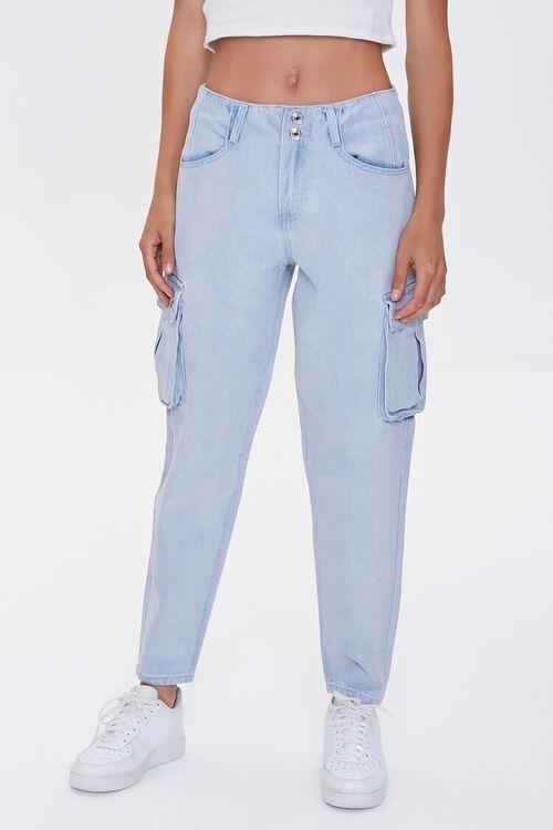 Cargo Pocket Jeans, image 2