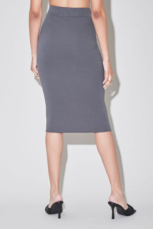 High-Rise Pencil Skirt, image 4