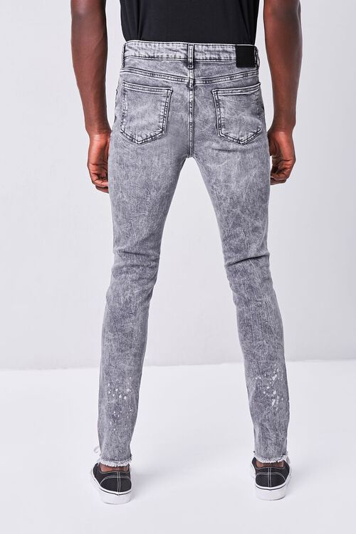 Premium Distressed Skinny Jeans, image 4