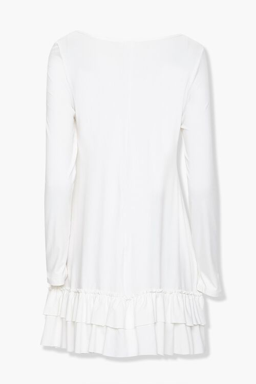 Ruffled Layered-Hem Dress, image 2