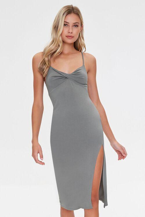 Cami Slit Dress, image 1