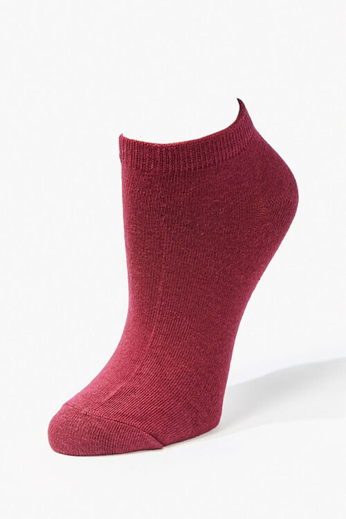 Marled Ankle Socks - 5 Pack, image 6
