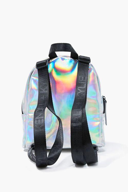 Kendall & Kylie Metallic Backpack, image 3