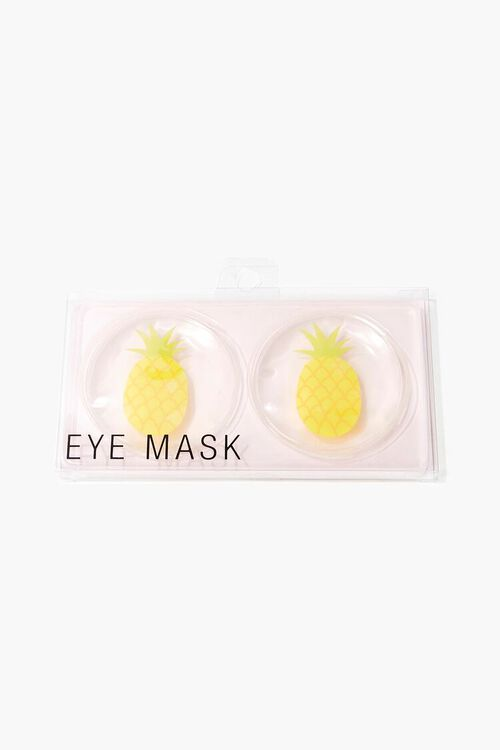Pineapple Eye Mask, image 2