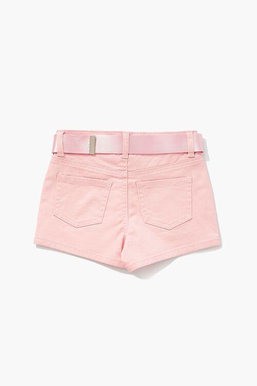 Girls Patch-Pocket Shorts (Kids), image 2