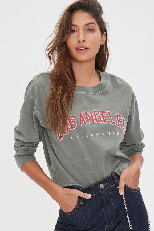 Los Angeles Long-Sleeve Tee, image 1