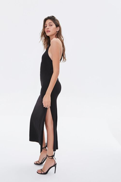 Strappy Open-Back Maxi Dress, image 2