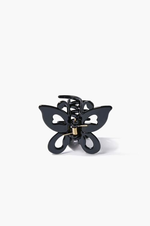 Cutout Butterfly Claw Clip, image 1