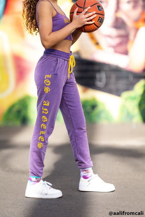 Los Angeles Lakers Joggers, image 7