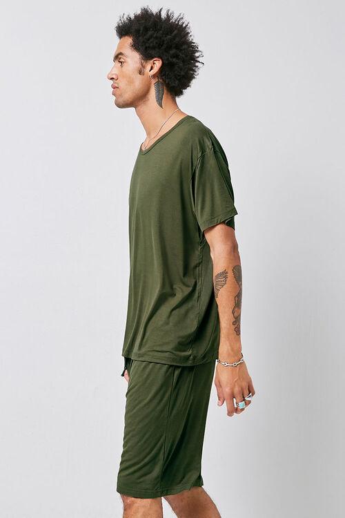 Tee & Shorts Pajama Set, image 2