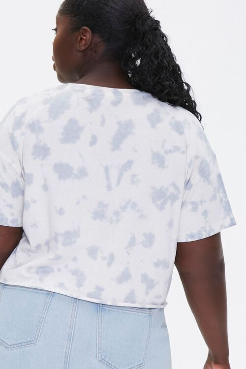 Plus Size Wildflower Graphic Tee, image 3