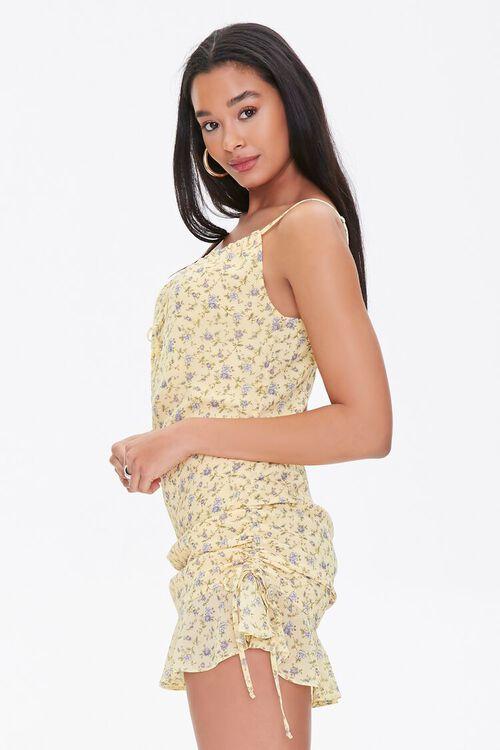 Floral Print Cami Dress, image 2