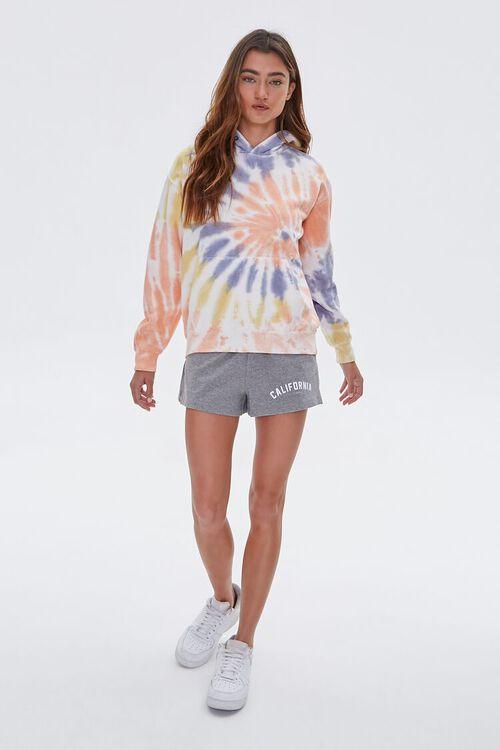 Tie-Dye Fleece Hoodie, image 5