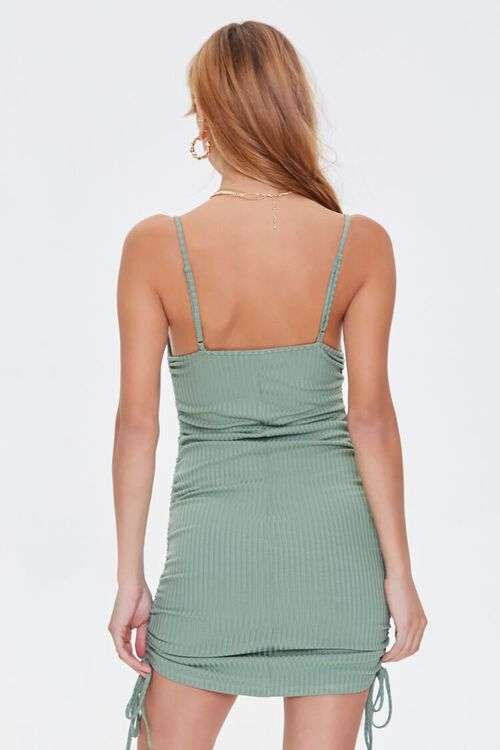 Drawstring Cami Mini Dress, image 3