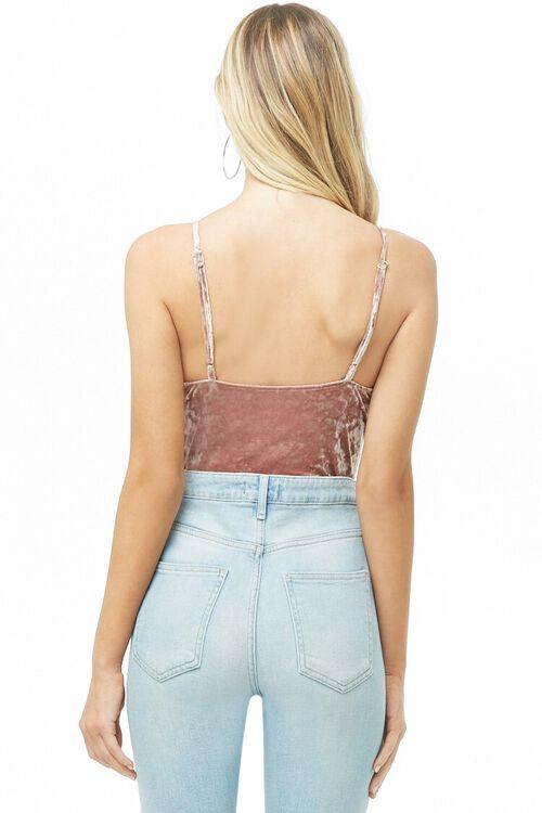 Crushed Velvet Bodysuit, image 3
