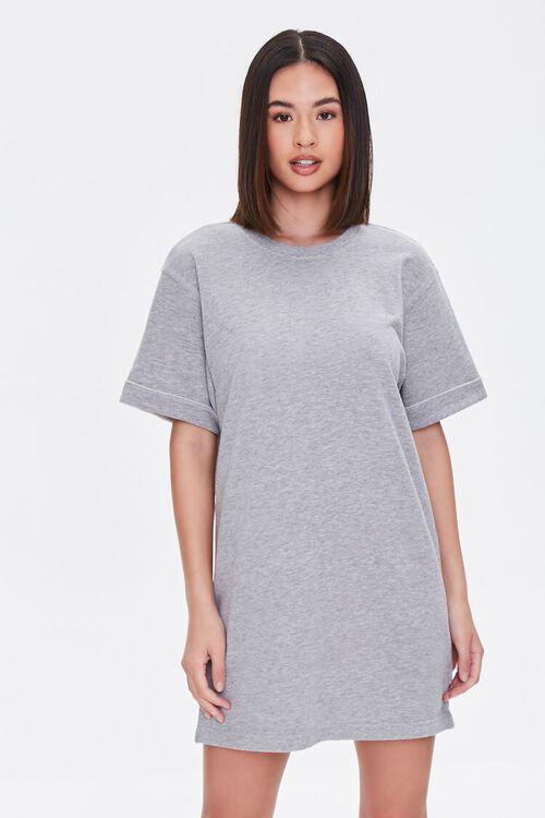 Boxy T-Shirt Dress, image 2
