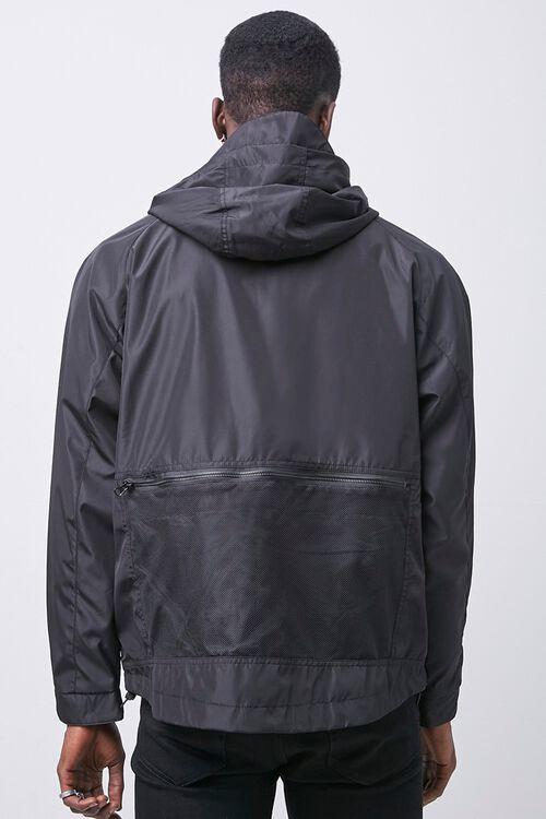 Zip-Up Hooded Utility Jacket, image 3