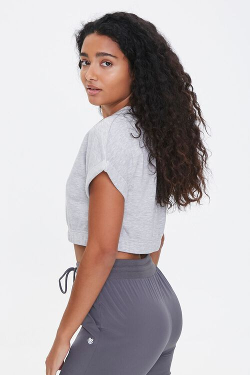 Active Cropped Tee, image 2