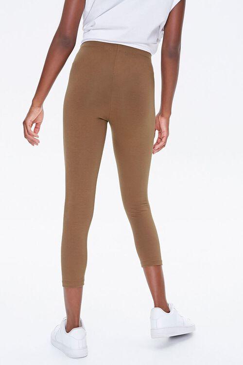 Basic Capri Leggings, image 4