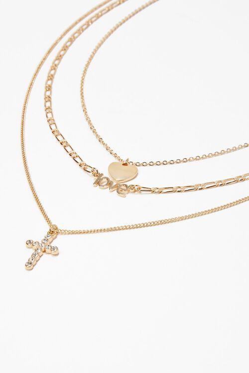 Charm Necklace Set, image 1