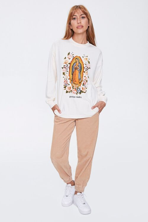Our Lady of Guadalupe Graphic Pullover, image 4