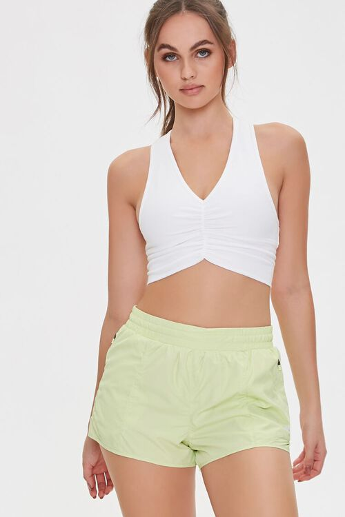 Active High-Rise Shorts, image 1