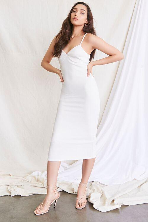 CREAM Cami Bodycon Midi Dress, image 4