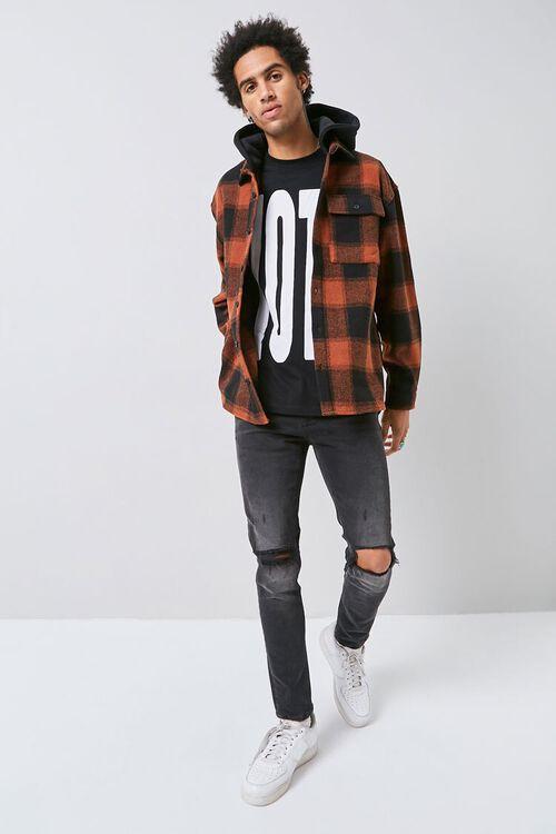 Plaid Hooded Jacket, image 3
